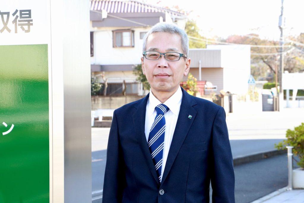 【スタッフ紹介】本社営業部 小山田