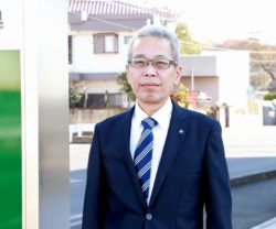 【スタッフ紹介 本社営業部主任・小山田】