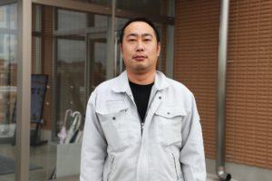 【協力会社紹介 並木美装・並木さん】