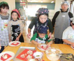 【料理教室を開催しました @はぴしぇあ 】